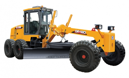 Автогрейдер GR180