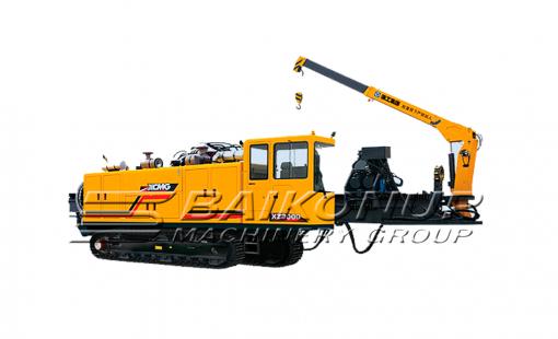 Буровая установка ГНБ XZ3000