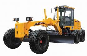 Автогрейдер GR260