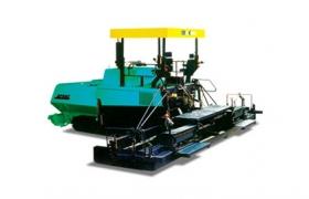 Асфальтоукладчик RP802