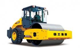 Каток дорожный  однобарабанный XS162J